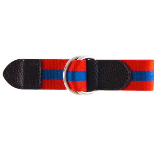 The Bruce Solid Cotton Ribbon Belt