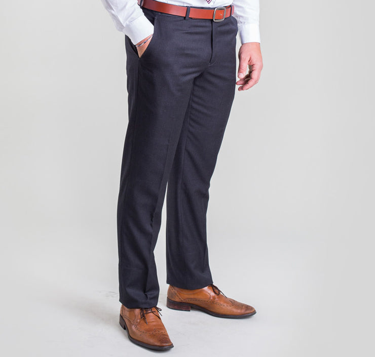 Pursuit Charcoal Slim Suit Pant