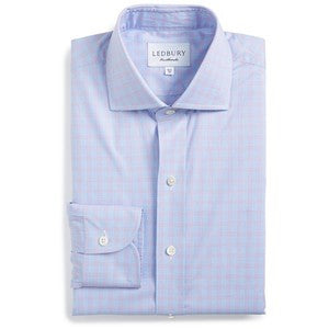 Ledbury Kingsley Slim Blue