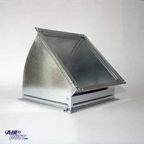 Rectangular Duct And Fittings Airduct Engineering