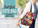 Fab Girl Tote - Mom Super Power