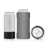 Hopsulator Trio 3-in-1 - Matte Gray