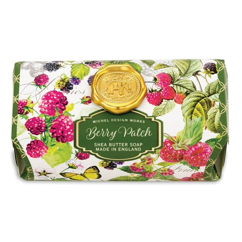 Berry Patch Large Bath Soap Bar