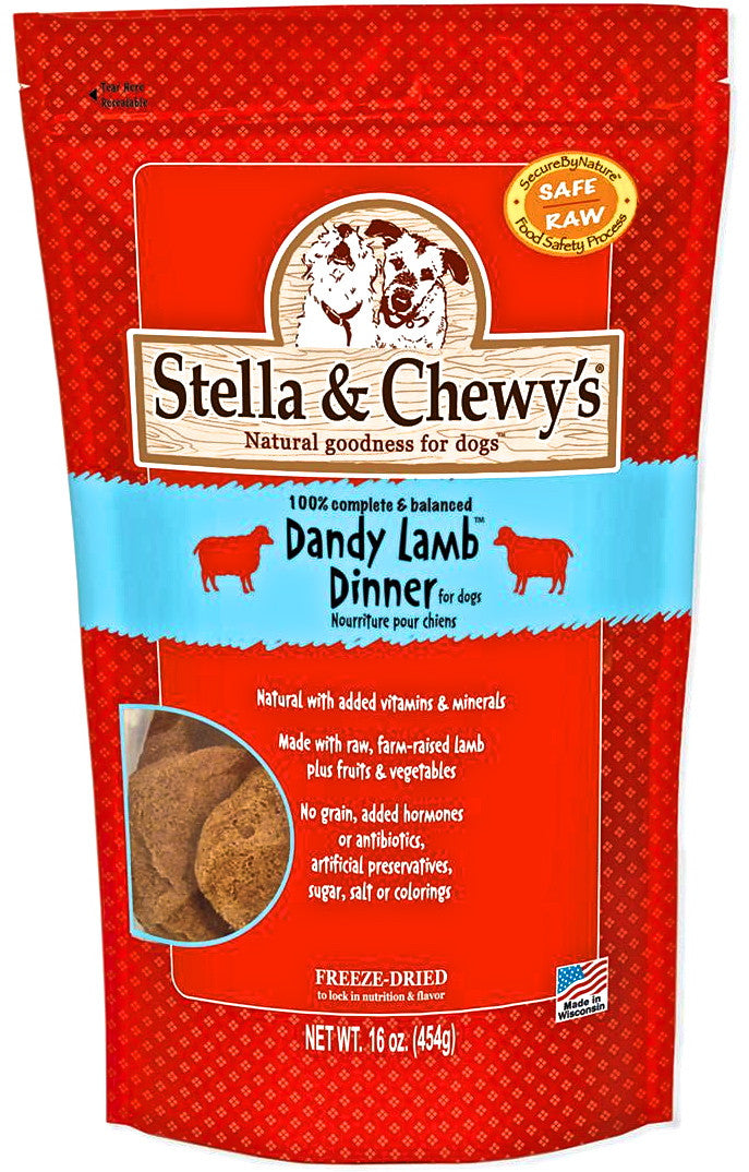 Stella And Chewy S Frozen Raw Dog Food