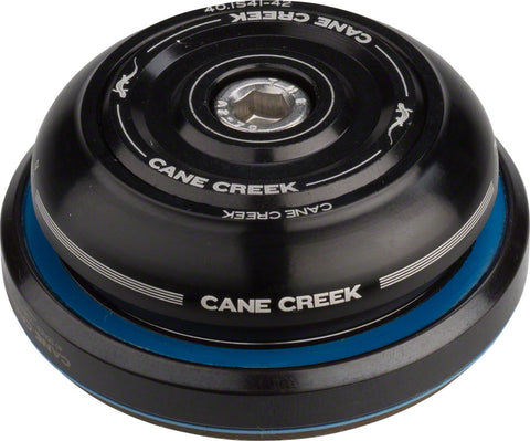 NEW Cane Creek 40 IS41/28.6 IS52/40 Short Cover Headset, Black