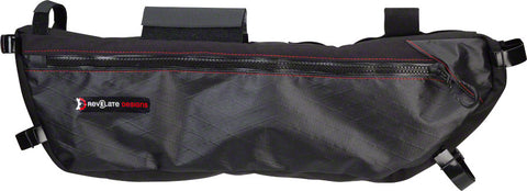 NEW Revelate Designs Tangle Frame Bag: Black, LG