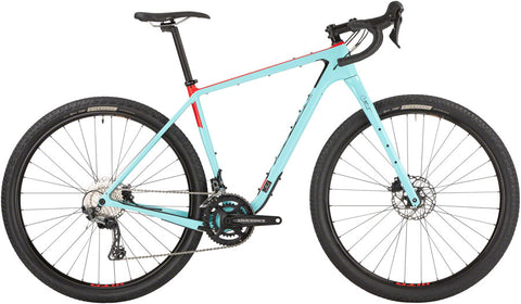 NEW Salsa Cutthroat Carbon GRX 600 - Blue All-Road Bike
