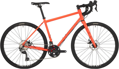 NEW Salsa Vaya GRX 600 - Orange Touring Bike