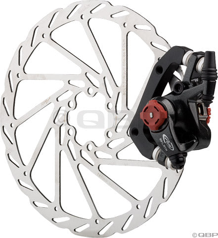 NEW Avid, BB7 MTB, Mechanical disc brake, Front or rear, 160mm, Grey
