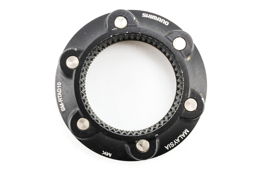 NEW Take Off Shimano SM-RTAD10 Center Lock to 6 Bolt IS Disc Adapter Mountain