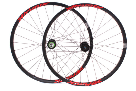 "NEW Atomik Carbon XC33 29"" Wheelset Hope Pro4 Hubs 28h 12x142R 15x100F XD Driver"