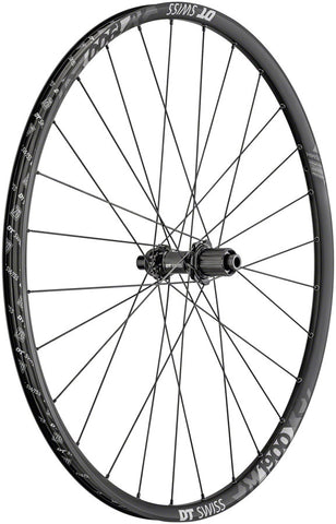 "NEW DT Swiss M 1900 Spline 25 Rear Wheel - 29"", 12 x 142mm, Center-Lock, HG 11, Black"