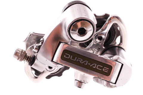 USED Shimano Dura-Ace RD-7402 Rear Derailleur 8 speed Road 7400 Silver
