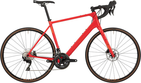 NEW Salsa Warroad 105 - Red, 700 All-Road Bike