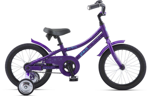 "NEW 2019 Jamis Miss Daisy Grape 16"" Kids Bike"