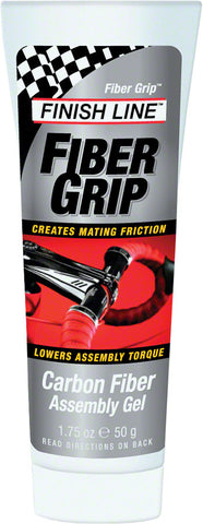 NEW Finish Line Fiber Grip, 1.75oz Tube