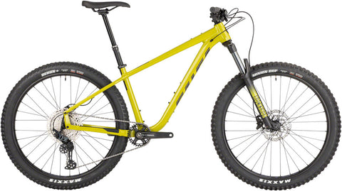 NEW Salsa Timberjack SLX 27.5+ - Green Mountain Bike
