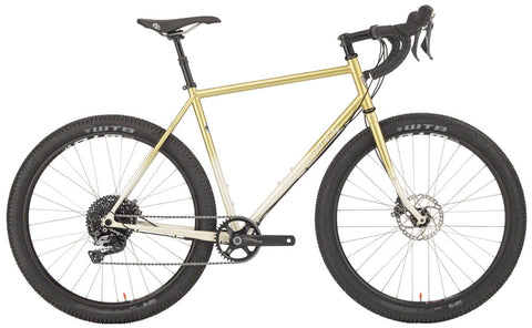 NEW All-City Gorilla Monsoon - Pineapple Sundae Cyclocross Bike
