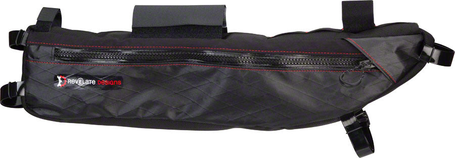 NEW Revelate Designs Tangle Frame Bag: Black, MD