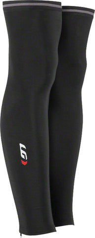 NEW Louis Garneau Leg Warmer 2: Pair~ Black~ LG