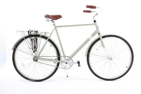 NEW Sole Bikes Cruiser 58cm Light Green Urban Coaster Brake Bike