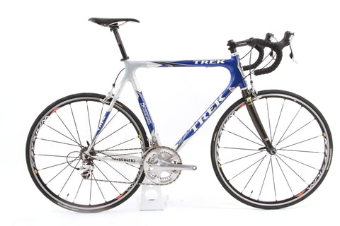 USED 2003 Trek 5200 USPS 62cm XL Carbon Road Bike Dura Ace Ultegra 16 lbs!