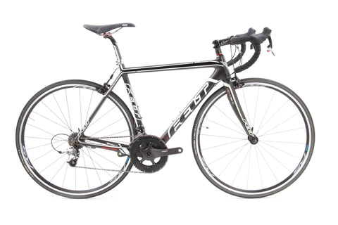 USED 2012 Felt F1 Red 54cm SRAM Red Carbon Racing Road Bike 16 lbs