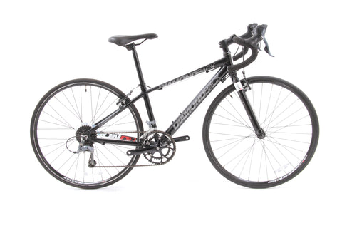 USED Diamondback Podium 650C 48cm Road Bike 2x8 Speed Black Youth Kids