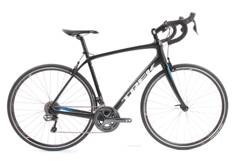 USED 2017 Trek Domane SL 7 56cm Ultegra Di2 Carbon Endurance Road Bike