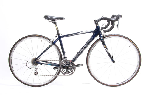 USED 2006 Specialized Ruby Expert XS Ultegra Carbon Endurance Road Bike 3x10 Spd