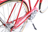 USED Vintage 1968 AMF Roadmaster Urban Cruiser Red 650A Wheels Single Spd AS IS