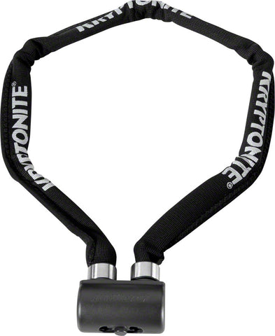 NEW Kryptonite Keeper 810 Folding Lock (100cm): 8mm Black