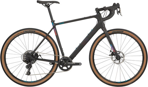 NEW Salsa Warroad Apex 1 - Raw, 650 All-Road Bike