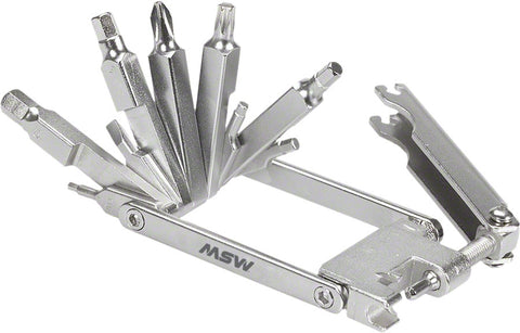 NEW MSW MT-210 Flat-Pack Multi-Tool, 10 Bit