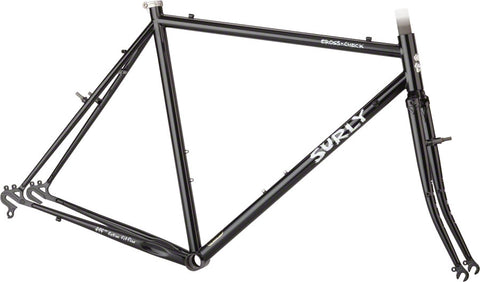 NEW Surly Cross Check Black Cyclocross Frame