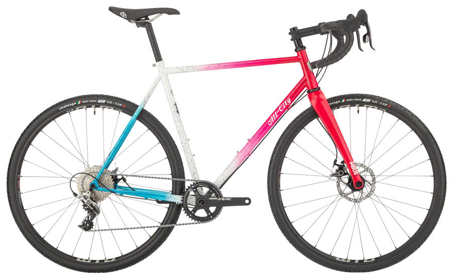 NEW All-City Nature Cross Geared Rival - Cyclone Popsicle Cyclocross Bike