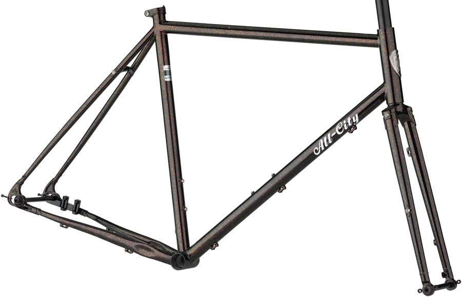 NEW All-City Super Professional - Goldust City Frame