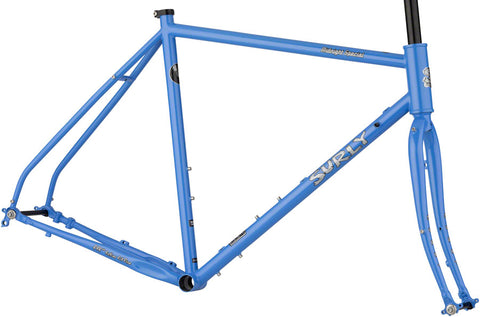NEW Surly Midnight Special Frameset - Perry Winkle's Sparkle Road Frame