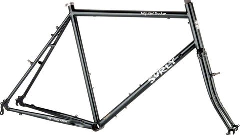 "NEW Surly Long Haul Trucker 26"" Blacktacular Touring Frame"