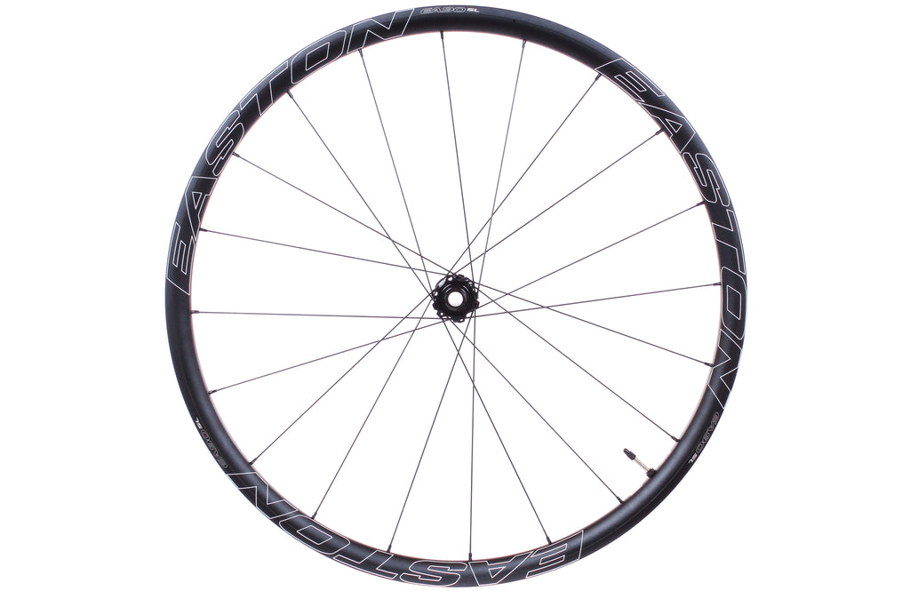 NEW Easton EA90 SL Disc 700c Tubeless Ready Aluminum Front Wheel Road Gravel