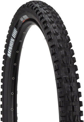 "NEW Maxxis Minion DHF Tire: 27.5 x 2.50"", Folding, 60tpi, Dual Compound, EXO, Tubeless Ready, Wide Trail, Black"