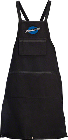 "NEW Park Tool SA-3 Heavy Duty Shop Apron: 35"" Long, Black"
