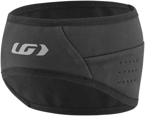 NEW Garneau Wind Headband: Black One Size