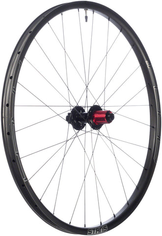 "NEW Stan's No Tubes Arch CB7 Carbon Rear Wheel - 29"", 12 x 148mm, 6-Bolt, HG 11, Black"