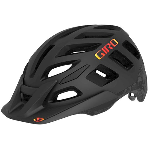 NEW Giro Radix MIPS Adult Dirt Bike Helmet - Matte Black Hypnotic