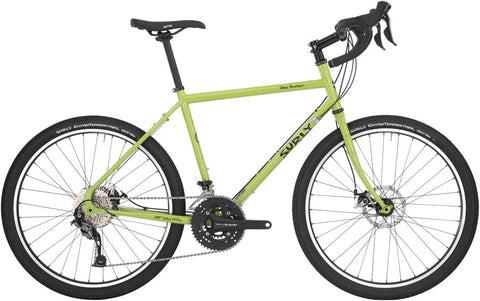 NEW Surly Disc Trucker - Pea Lime Soup 26 Touring Bike