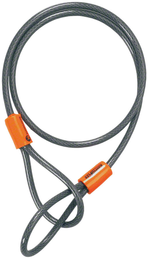 NEW Kryptonite KryptoFlex Seat Locking Cable 525: 2.5' x 5mm
