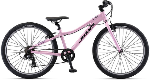 NEW Jamis 2021 XR.24 Kids Bike, Violet Powder