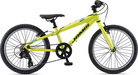 NEW Jamis 2021 XR.20 Kids Bike, Ano Limelight
