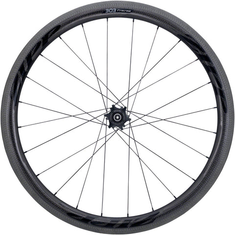 NEW Zipp Speed Weaponry 303 Firecrest Rear Wheel - 700, QR x 130mm, Rim Brake, XD/XDR, Black, Clincher